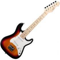 Guitarra Elétrica Strato Infantil Sunburst Vcg120 Vogga - Vogga