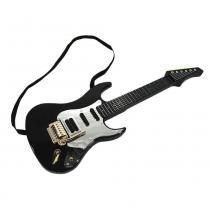 Guitarra Eletrônica - DTC Preta -
