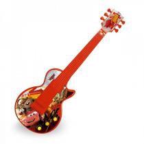 Guitarra Eletrônica Infantil, Disney Cars - Toyng - Toyng