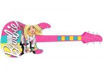 Guitarra Infantil Barbie 8006-9 - Fun