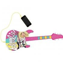 Guitarra infantil barbie fabulosa mp3 - fun toys -