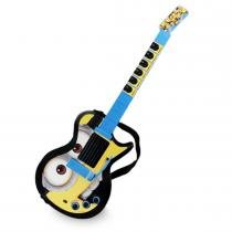 Guitarra Infantil Minions Meu Malvado Favorito 25519 - Toyng - Toyng
