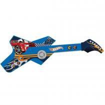 Guitarra Infantil Radical Touch Hot Wheels Azul 8007-3 - Fun - Fun