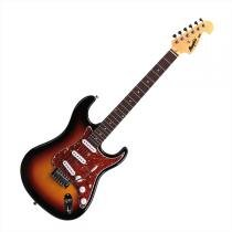 Guitarra Memphis Basswood Sunburst Mg32sb Tagima - Tagima