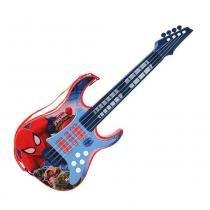 Guitarra Musical Homem Aranha - Toyng -