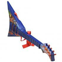 Guitarra Musical Infantil Disney Os Vingadores 28049 - Toyng - Toyng
