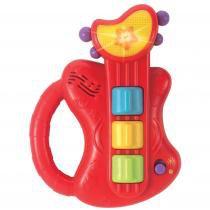 Guitarra músico bebê - winfun -