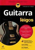 Guitarra para leigos - 3ª ed - 9788550800103 - Alta books