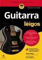 GUITARRA PARA LEIGOS - 3ª ED - Alta books