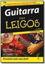 Guitarra Para Leigos - Acompanha Cd - Alta books