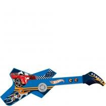 Guitarra Radical Touch Hot Wheels - Fun - Fun brinquedos