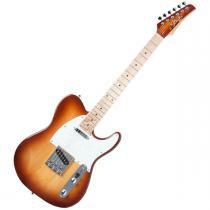 Guitarra Television RW Honeyburst c/ Escudo Branco Perolado - Seizi - Seizi