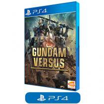 Gundam Versus para PS4 - Bandai Namco