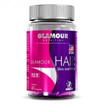 Hair Skin and Nails Glamour USA - 60 cápsulas - Midway -