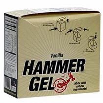 Hammer Gel 12 Sachês - Hammer Nutrition
