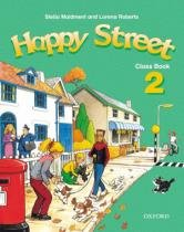 Happy Street 2 Class Book - Oxford - 1