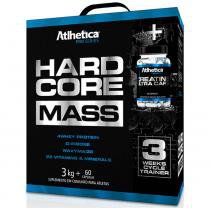 Hardcore Mass 3Kg + Creatine 60 Cápsulas - Hardcore Series - Atlhetica - Atlhetica