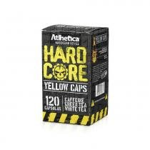 HardCore Yellow Caps 120 cápsulas - Atlhetica Nutrition -