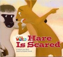 Hare Is Scared - Cengage do brasil