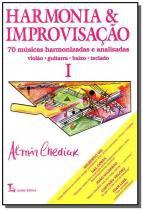 Harmonia e improvisacao - vol.1 - Lumiar