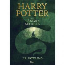 Harry potter e a camara secreta - capa nova - rocc - Rocco