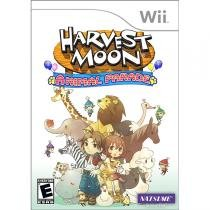 Harvest moon: animal parade - wii - Nintendo
