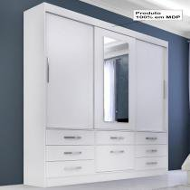 Havaí Slide Glass - Branco/Black/Branco - Panan