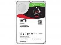 HD 10TB SATA Seagate 3.5 7.2K 256MB 6GB/S NAS Ironwolf 1ZD101-500 - ST10000VN0004 -