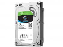 HD 2TB SATA Seagate 3.5 5.9K 64MB 6GB/S 24X7 SKYHAWK Vigilancia ST2000VX008 -