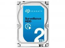 HD 2TB Seagate Surveillance 3.5 POL Desktop SATA III 64MB 7200RPM ST2000VX000 - Seagate