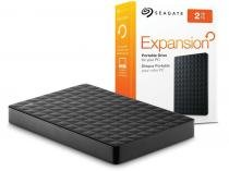 HD 2TB USB 3.0 Seagate 2.5 Externo Portatil Expasion STEA2000400 -