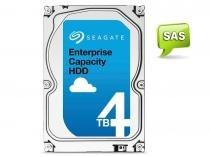 Hd 4tb sas seagate 3.5 7.2k 128mb 12gb/s 24x7 servidor enterprise st4000nm0125 -