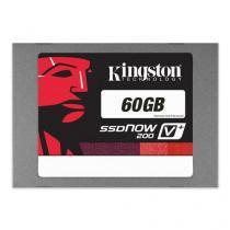 "HD 60 GB SSD SATA 3 (6Gb/s) Kingston SVP200S3/60G SSDNow V+200, 2.5"", 7 mm -"