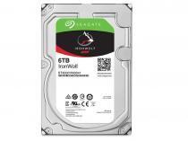 HD 6TB SATA Seagate 3.5 7.2K 128MB 6GB/S 24X7 NAS Storage Ironwolf ST6000VN0041 -