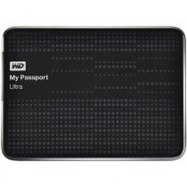 HD Externo 2TB USB 3.0 My Passport Ultra Preto Western Digital - 2TB - Preto - Western Digital
