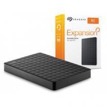 HD Externo Portátil Expansion USB 3.0 1TB Preto  Seagate - STEA1000400 -