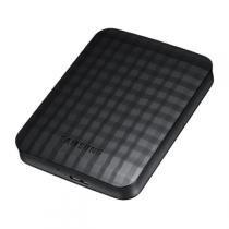 HD Externo Portátil M3 USB 3.0 2TB Preto - Samsung - Samsung