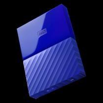 HD Externo Western Passport 3 TB Azul -