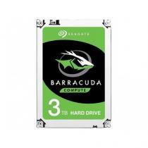 HD Seagate SATA 3,5 BarraCuda 3TB 7200RPM 64MB Cache SATA 6Gb/s - ST3000DM008 -