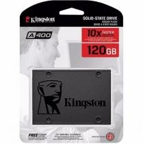 HD SSD 120 GB Sata 3 Kingston -
