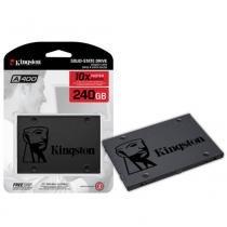 HD SSD 240GB Kingston SUV400S37/240G 550 MBps -