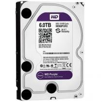 HD WD SATA 3,5 Purple Surveillance 6TB IntelliPower 64MB Cache SATA 6.0Gb/s WD60PURX - Western digital
