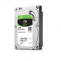 HDD 3,5 Desktop Seagate ST2000DM006 BarraCuda 2 TB 7200RPM 64MB Cache SATA 6GBG/S -
