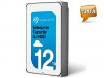 HDD 3,5 Enterprise Servidor 24X7 Seagate 2A1101-001 ST12000NM0007 12 Tera 7200RPM 256MB Cache SATA 6GB/S -