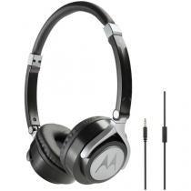 Headphone/Fone de Ouvido Motorola Esportivo  - com Microfone Dobrável Pulse 2