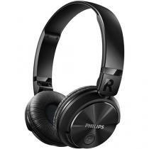 Headphone/Fone de Ouvido Philips Bluetooth - Sem Fio Wireless SHB3060BK/00 Preto