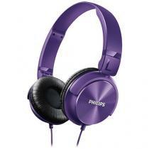 Headphone/Fone de Ouvido Philips - SHL3060 Roxo