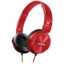 Headphone/Fone de Ouvido Philips - SHL3060 Vermelho