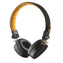 Headphone Fyber Preto e Laranja 20079 - Trust - Trust