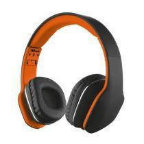 Headphone Mobi Preto e Laranja 20115 - Trust - Trust